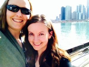 """Us-ie"" on Navy Pier"