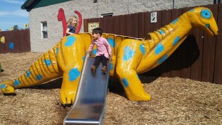 Dino playground